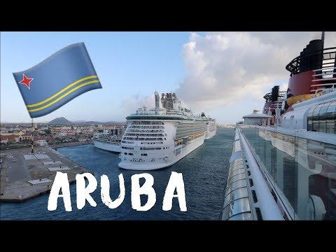Relaxing Resort Day In Aruba | Disney Cruise 2019