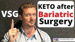 Can I Eat KETO if I've Had Bariatric Surgery (200,000/Yr)