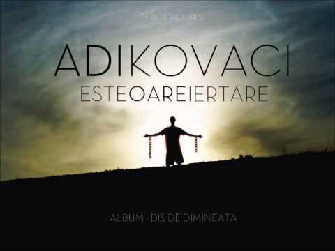Adi Kovaci Este oare iertare (Muzica Crestina)
