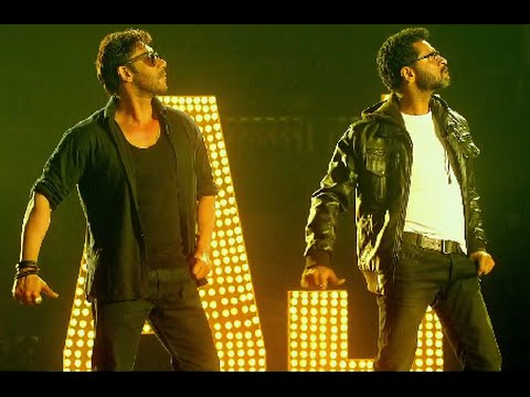 Action Jakson - AJ Theme Song Review | Ajay Devgan, Prabhu Deva | New Bollywood Movies Songs 2014