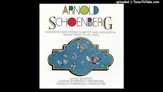 Play Concerto For String Quartet And Orchestra Allegretto Grazioso
