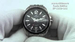 Мужские японские наручные часы Casio Edifice EF-131D-1A1