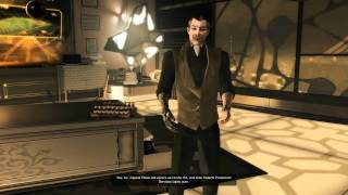 Deus Ex: Human Revolution - 1440p PC maxed out - First level (Prologue)