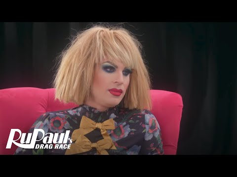 The Pit Stop: LaLaPaRUza w/ Katya | RuPaul's Drag Race All Stars 4
