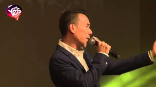 2015華語金曲獎新聞發佈會 群星「笑傲江湖」