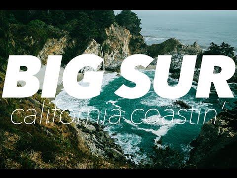Big Sur Visuals
