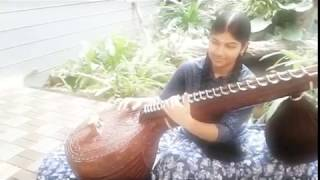 Ilamgatru veesudhe -Veena Instrumental  SARANYA