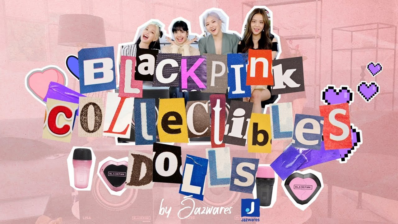 #BLACKPINK COLLECTIBLE DOLLS UNBOXING🖤💖