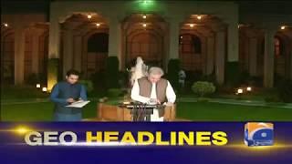 Geo Headlines - 08 PM - 02 September 2018