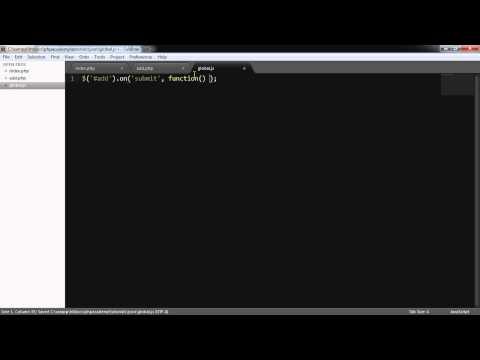 Working with JSON and PHP