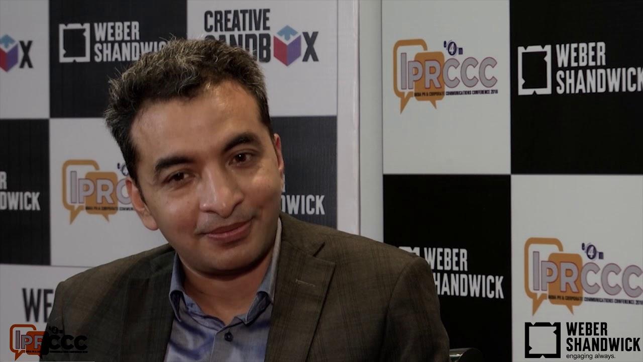 Creative Sandbox - In discussion with Mr. SAMEER BAJAJ