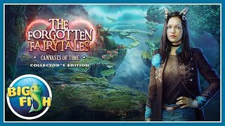 The Forgotten Fairytales 2: Canvasas of Time Collector