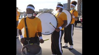 Lakewood High Marching Band  - Up Close