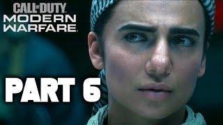 MODERN WARFARE Walkthrough Gameplay Part 6 - Campaign Mission 6 FULL GAME (Call of Duty 2019)