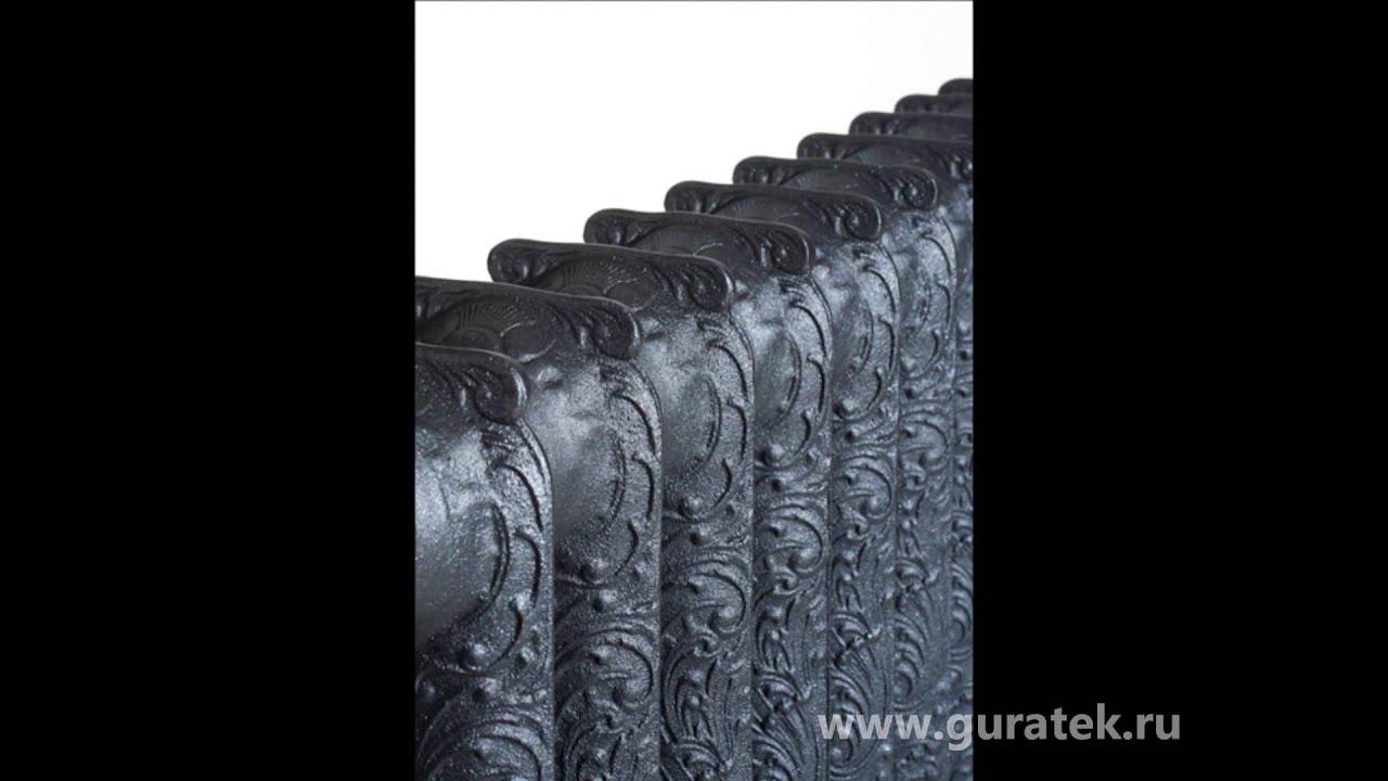 Чугунные ретро радиаторы в интернет-магазине teploon. Технические характеристики, помощь в выборе, отзывы, гарантия качества.
