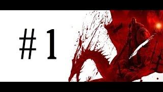 Dragon Age: Początek #1 - Tworzenie postaci (maga) i Katorga