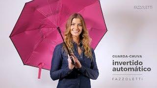 Guarda chuva Invertido Automático | Fazzoletti