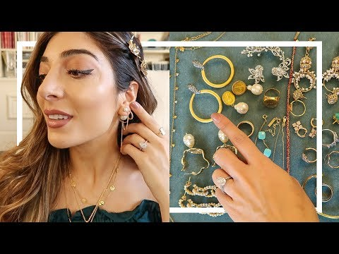 MY JEWELLERY COLLECTION 2019! Cartier, Dior, Louis Vuitton & more!