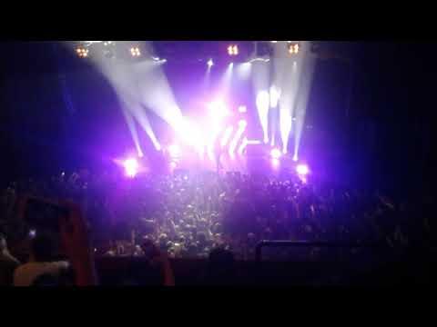 AJ Tracey Secure The Bag o2 forum London Thiago Silva ft Dave