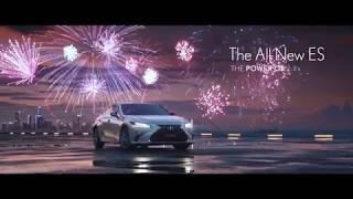 Lexus ES . Amazing World - Directors Cut
