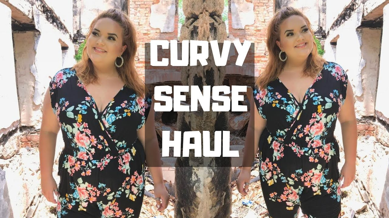 bfe1a2fe593 Curvy Sense Plus Size Fashion Try-On Haul + Review - YouTube