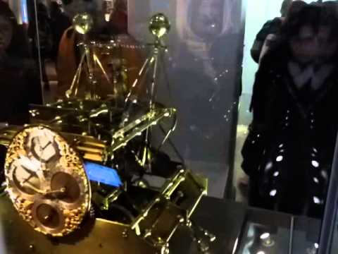 H-1, John Harrison's first marine chronometer, Royal Observatory Greenwich