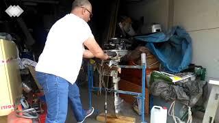 moteur Honda four 5 ch 4 temps