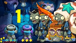 PvZ Online - Adventure Mode - Palace Row 1