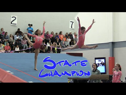 Level 7 State Champion | Acroanna