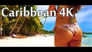 Dominican Republic 4K - DJI Mavic Pro + Samsung S8 + DJI Osmo Mobile cinematic footatage sample test thumbnail