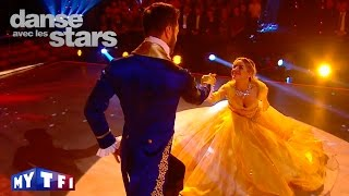 DALS S06 - Véronic DiCaire et Christian dansent un american smooth sur ''Histoire éternelle