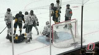 Highlights: Hockey vs. Colorado College Game 2