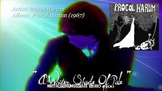 A Whiter Shade Of Pale - Procol Harum (1967) HD FLAC ~MetalGuruMessiah~