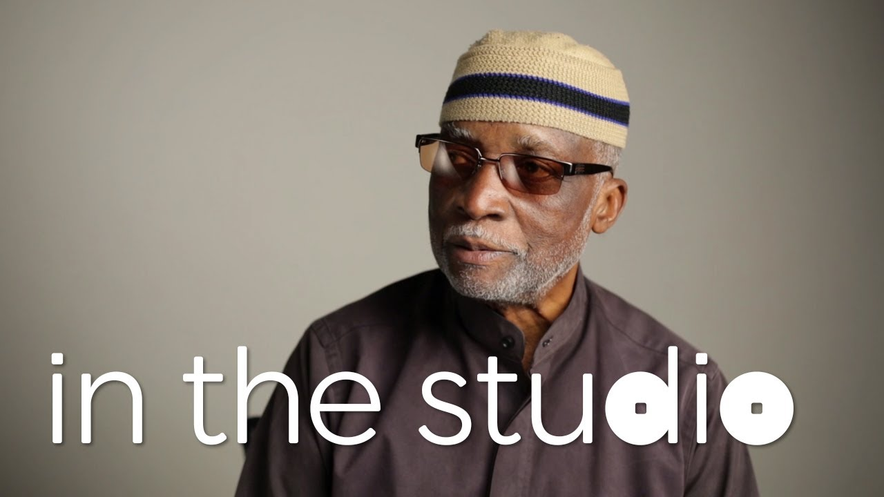 In the Studio: AHMAD JAMAL Part One