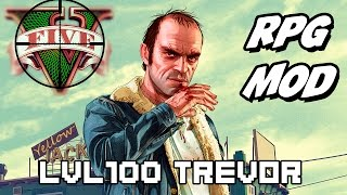GTA V – Novas Missões! RPG MOD