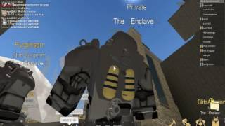 Enclave vs Marked Men (in roblox)
