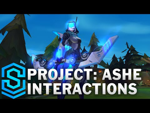 PROJECT: Ashe Special Interactions