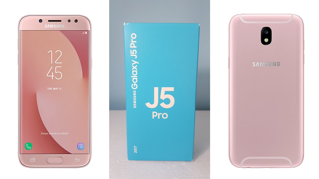 Samsung Galaxy J5 Pro (Indonesia) | Unboxing & Review
