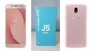 Samsung Galaxy J5 Pro (Indonesia) | Unboxing & Review [PINK]