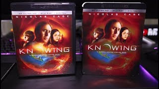 Knowing 4K Blu-Ray Review