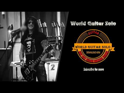 Guns N' Roses | Sweet Child O' Mine | Backing Track With Vocals -  [Standard Tuning]
