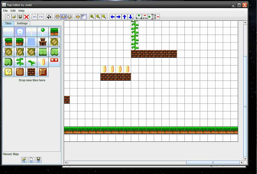 Java map editor editing mario bros level youtube gumiabroncs Image collections