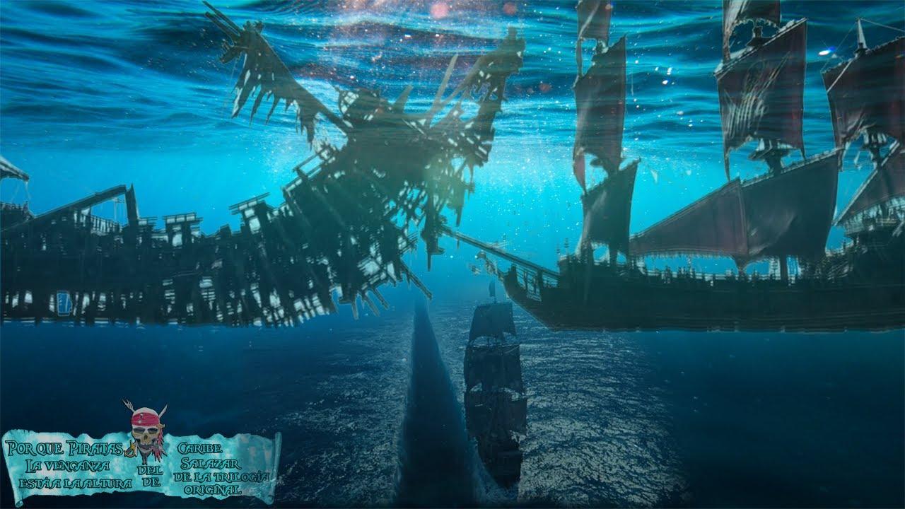 🏴☠️¿Por qué Piratas del Caribe: La Venganza de Salazar está a la altura de la trilogía original?⚖