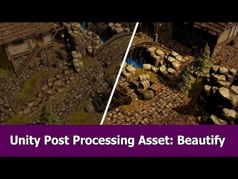 Unity Post Processing Effects Asset : Beautify