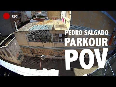 Parkour POV - Sony HDR-AS15 in a cap - Pedro Salgado