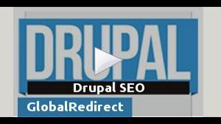 Drupal SEO. Модуль GlobalRedirect. Работа с путями. Часть 1 - Видеоуроки по Drupal