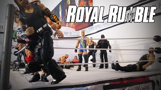 No Limits Wrestling: Royal Rumble II (4/4) (Stop Motion) (HD)