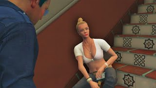 WHAT HAPPENS TO TRACEY WHEN MICHAEL DIES? (GTA 5) thumbnail