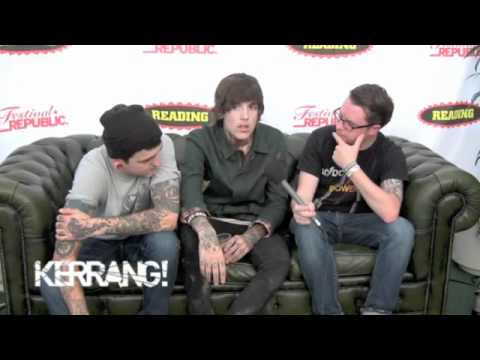 Kerrang! Podcast: Bring Me The Horizon
