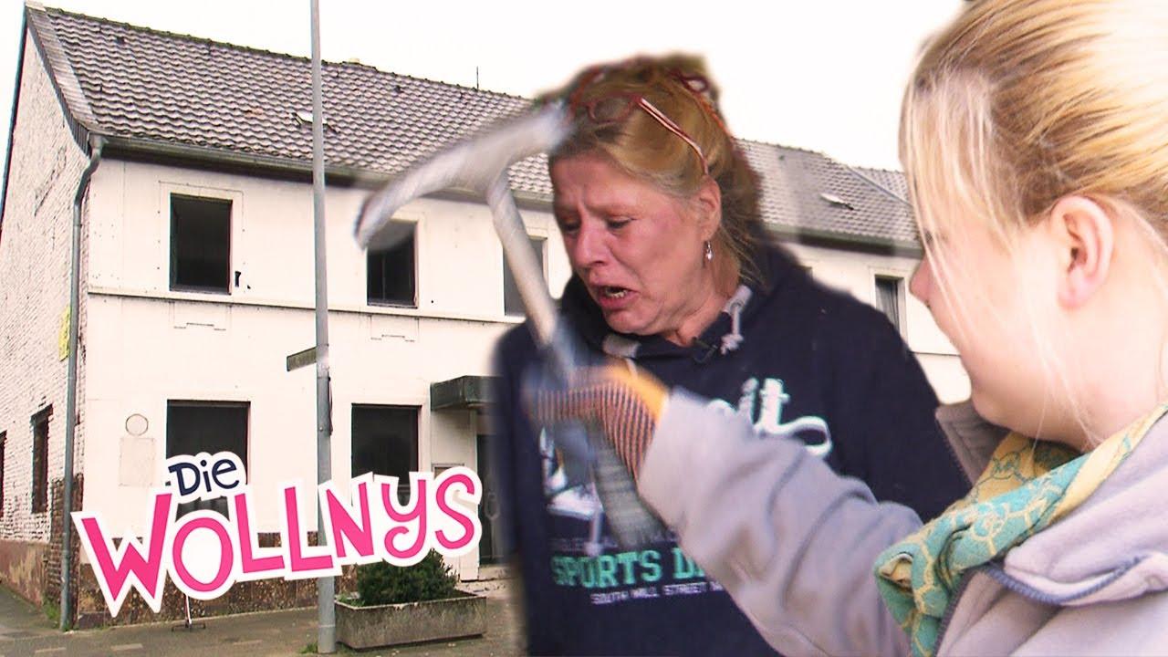 Das Horror-Haus: Die Wollnys arbeiten an ihrem neuen Zuhause! | Folge 91 | Die Wollnys | RTLZWEI